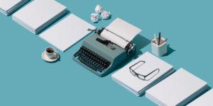 escrever blog